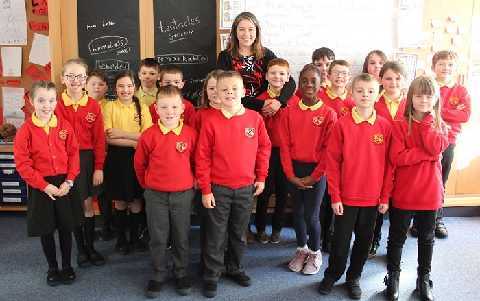 Douglas Primary visit October 2019 web version
